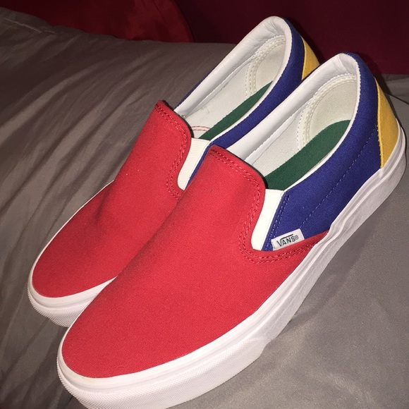 pretty cheap shop for genuine amazing price Yacht club vans